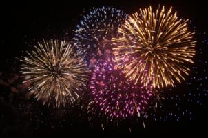 jubileum fireworks